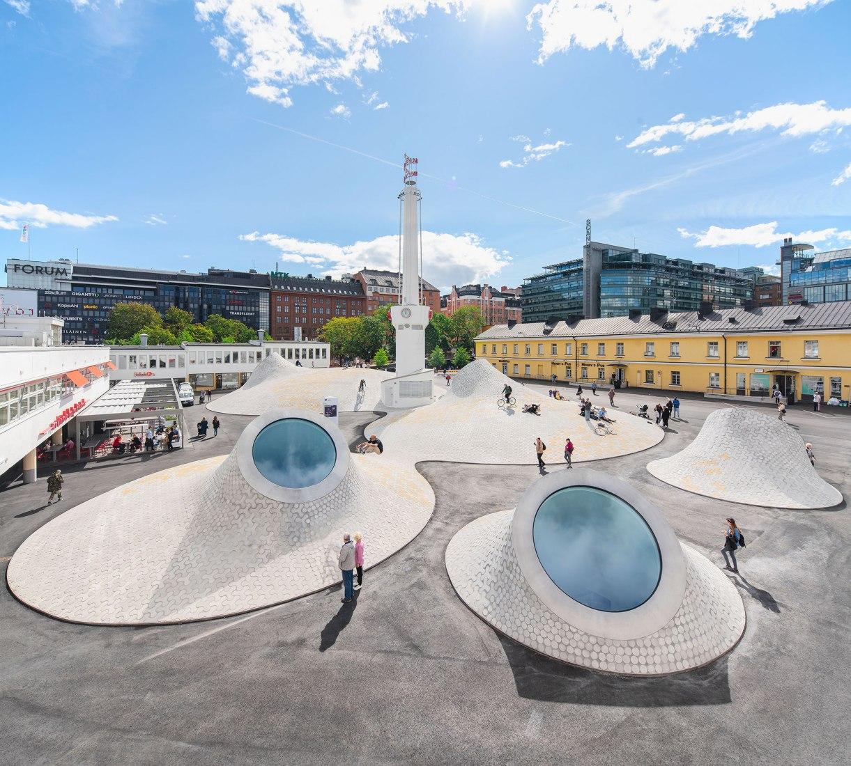 Amos Rex in Helsinki