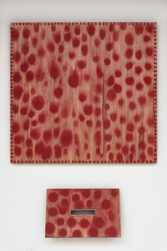 POSTPONED: DC | Curator's Talk and Preview of Moira Dryer