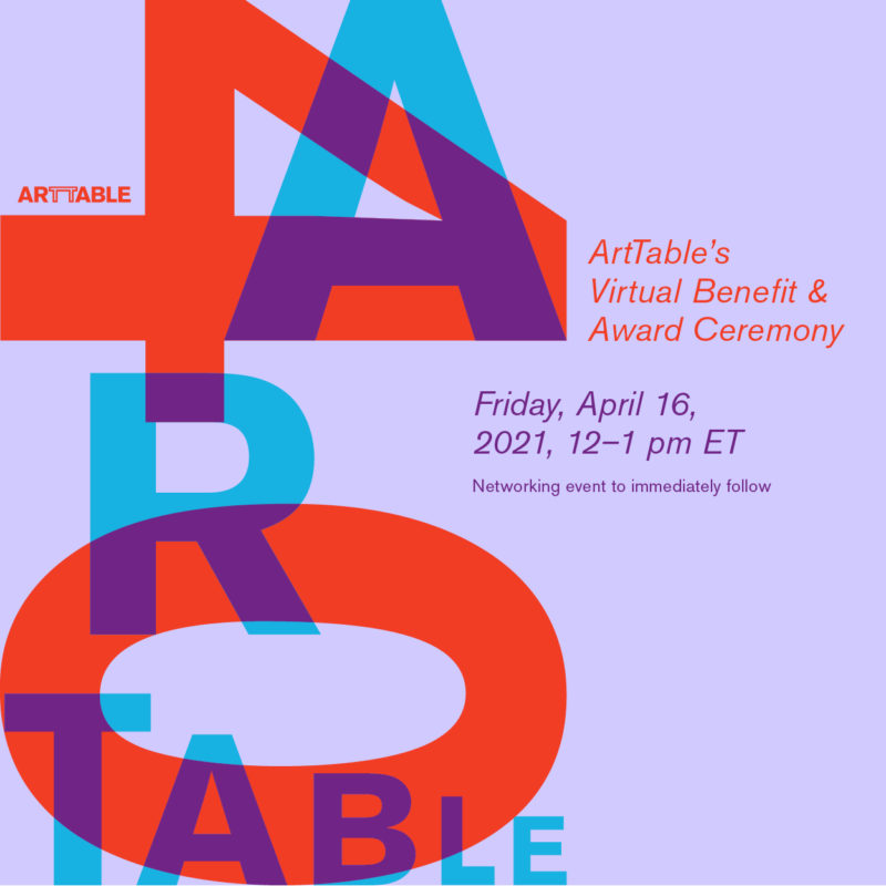 ArtTable Annual Benefit