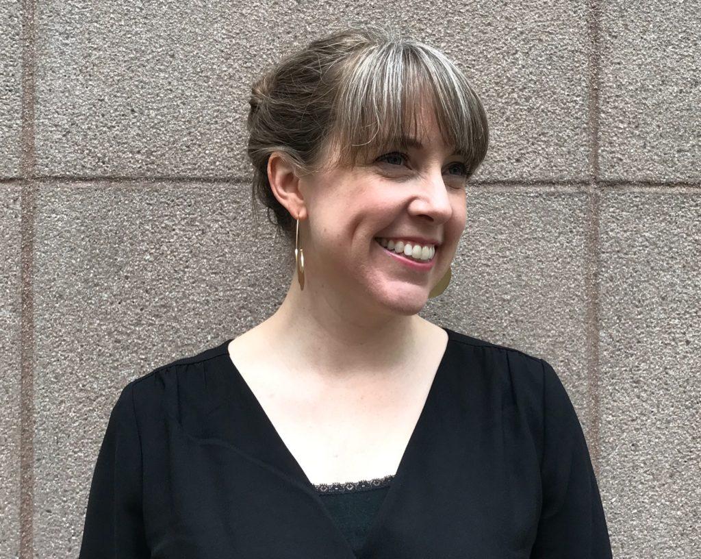 Portrait of Dr. Ann Poulson