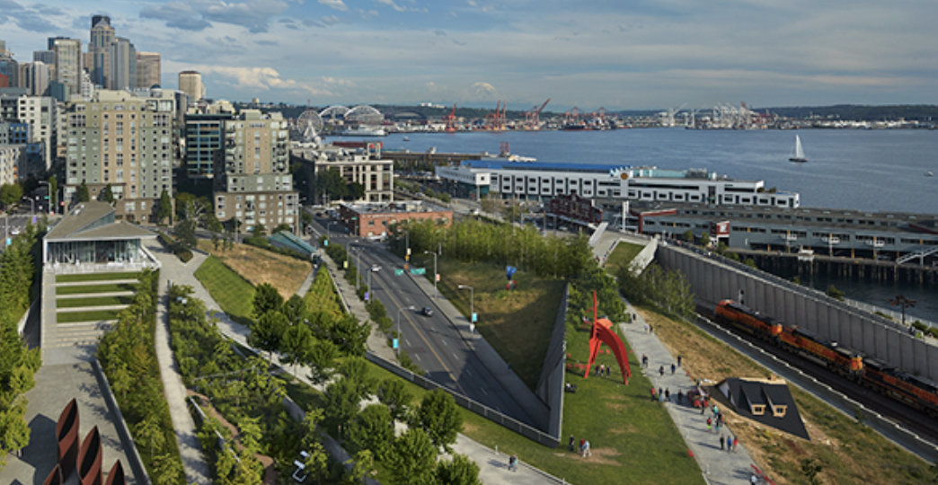 Northwest | AT Local – Olympic Sculpture Park Summer Meet-up