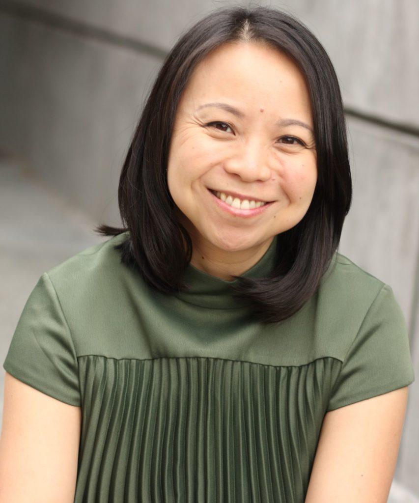 Elaine Yau headshot