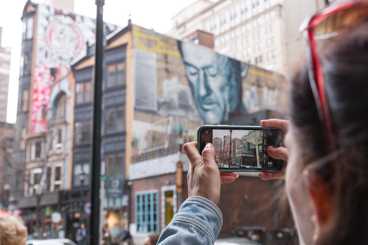 POSTPONED – Philly | Mural Arts Philadelphia: Mural Mile Walking Tour