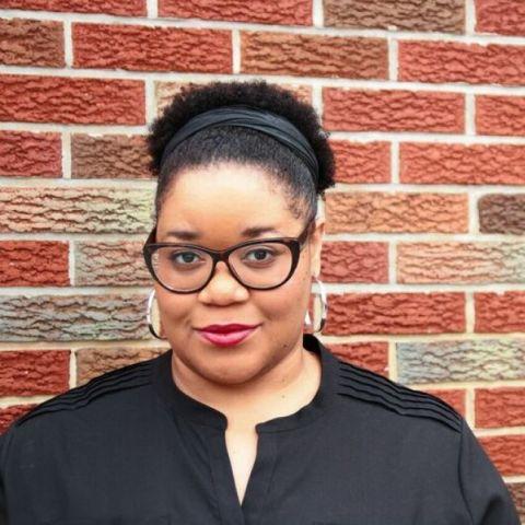 Headshot of Brittany Webb