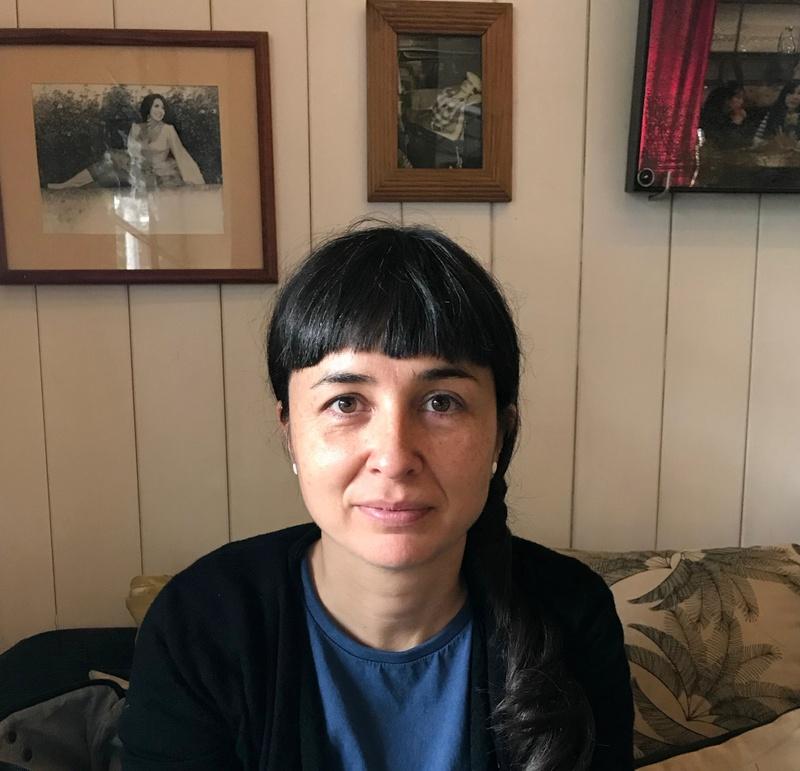 Headshot of Ruth Estevez